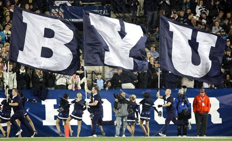 Ryan Teeples: A behind-the-scenes look at BYUtv, ESPN on BYU football game day | Deseret News