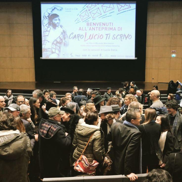 """Siamo stati presenti all'anteprima nazionale del film """"Caro Lucio ti scrivo"""" in uscita i primi di marzo, realizzato con il supporto tecnico di Adcom."""