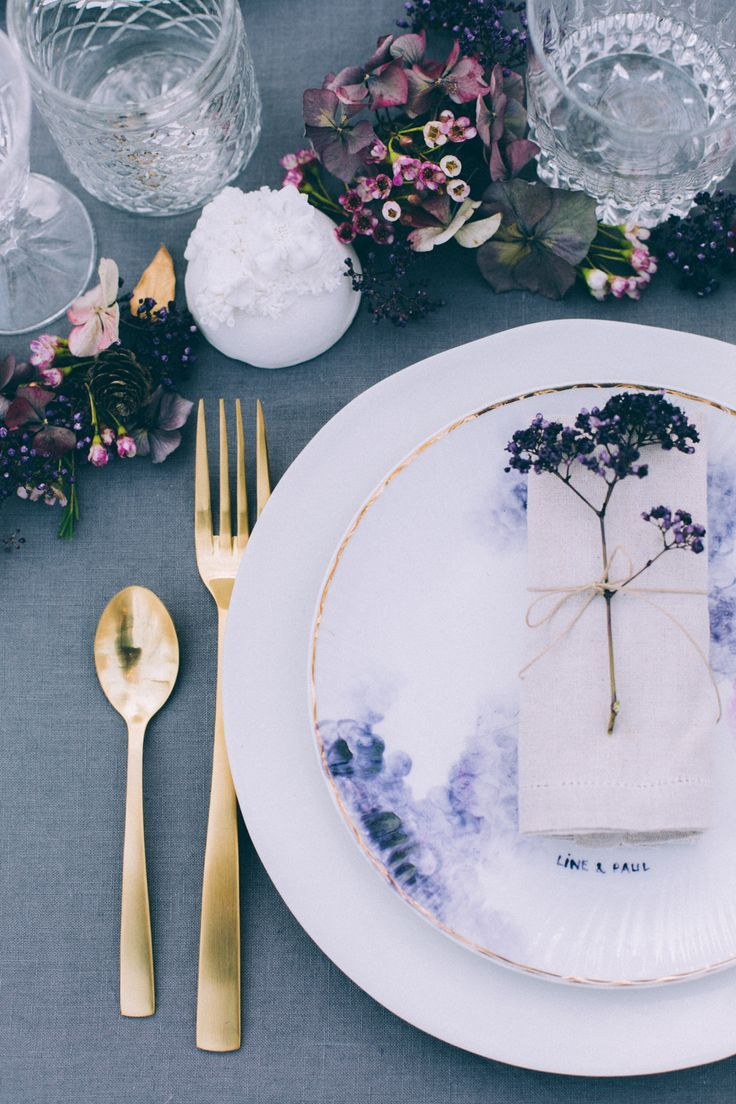 Table Settings Best 25 Table Settings Ideas On Pinterest  Table Place Settings