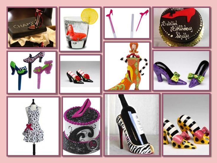 Shoe Party Decorations | Shoe Theme Party Food & Drink