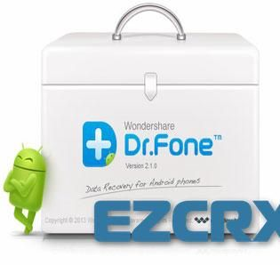 Wondershare Dr.Fone for Android 7.6.0 Crack is powerful data recovery tool for android. Full version software with working serial key, activation key + code.