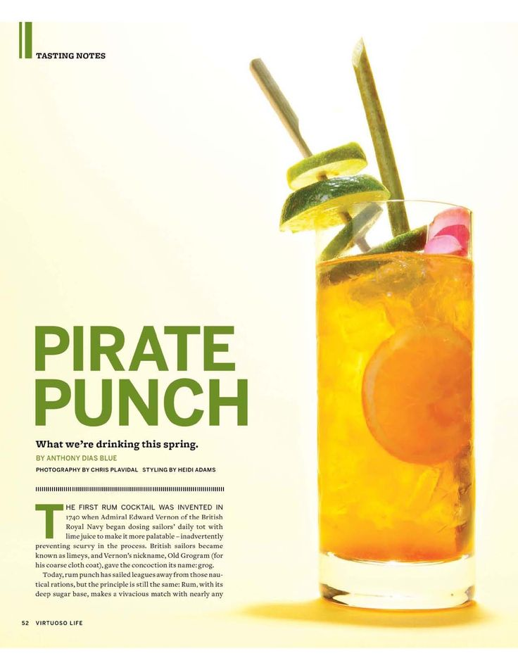 Best 25 pirate punch ideas on pinterest pirate drinks for Drink recipes without alcohol