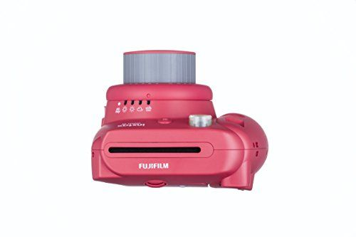 Fujifilm Instax Mini 8 Sofortbildkamera inkl. Batterien/Trageschlaufe Zartpink - http://kameras-kaufen.de/fujifilm/fujifilm-instax-mini-8-sofortbildkamera-inkl