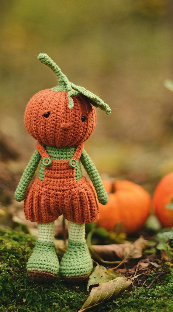 20 Best Amigurumi Doll and Animal Crochet Free Pat…