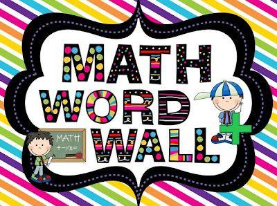 Classroom Freebies: Word Wall SignsRoom Mom, Math Words Wall, Wall Signs, Classroom Freebies, Teaching Math, Math Wall, Gingers Snap, Word Walls, Classroom Ideas