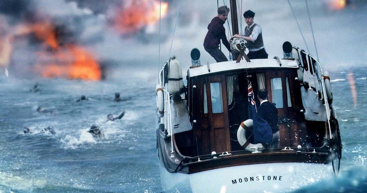 Nolan's Dunkirk Wins the Weekend Box Office with $50.5M -- Dunkirk has no trouble taking the box office crown with $50.5 million, while the R-rated comedy Girls Trip opens in second with $30.3 million. -- http://movieweb.com/dunkirk-movie-box-office-opening-weekend/