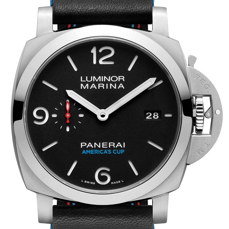 Panerai Launches America's Cup Sponsorship, Official Watches (Updated with Live Photos, U.S. Prices)