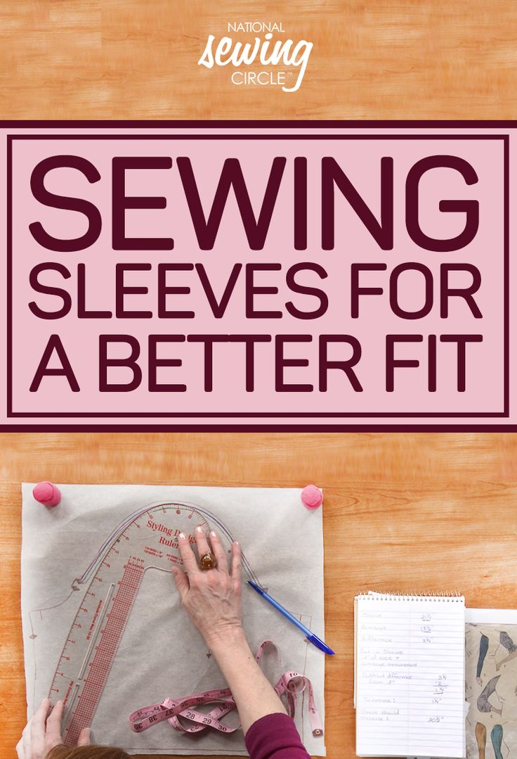 When it comes to garment construction, sewing sleeves can be one of the most intimidating parts. Jill Case shows you how to achieve a better fit and get a smoother sleeve cap when sewing sleeves by removing some of the excess ease built into patterns.