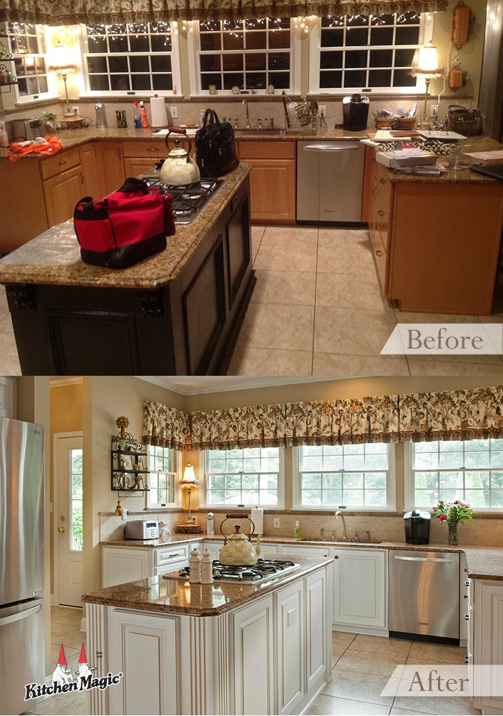 206 Best Kitchen Transformations Images On Pinterest | Kitchen Gallery,  Remodeled Kitchens And Cabinets