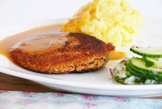 Kohlrabischnitzel | Vegane Küche - vegan kochen ist nicht schwer
