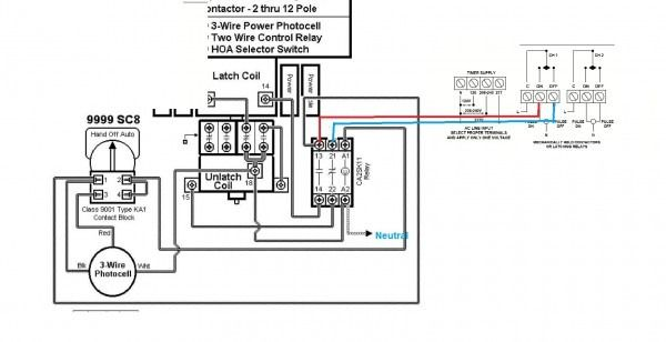Square D Wiring Diagram Light Switch | Wiring Diagram on