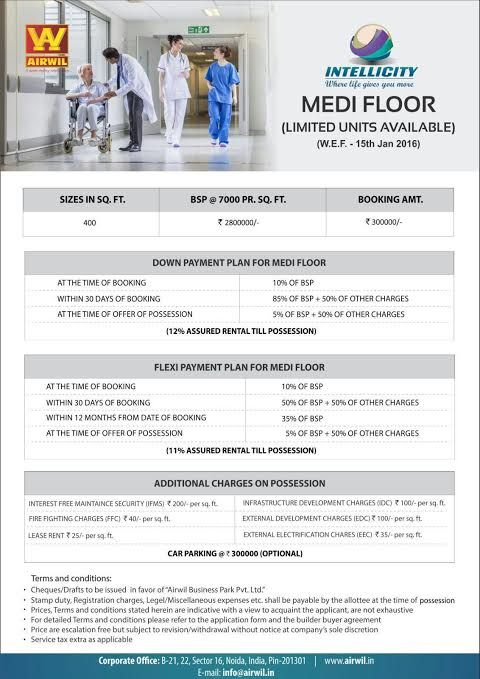 Price List For Medi Floor