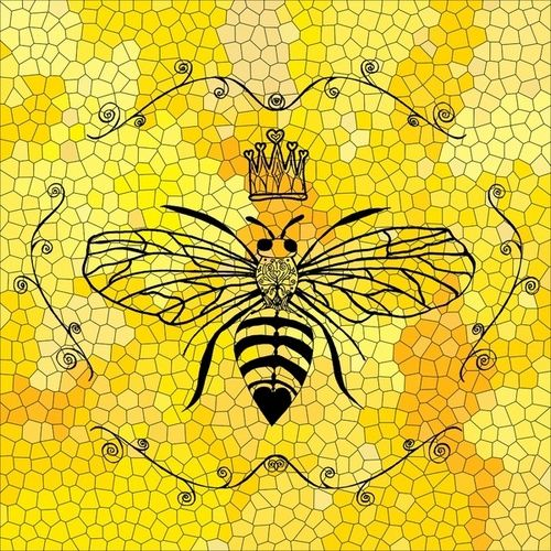 Queen Bee... By Lisa Argyropoulos Interesting Background