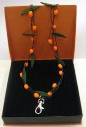 Tyrni avainkoru - Tyrni key necklace