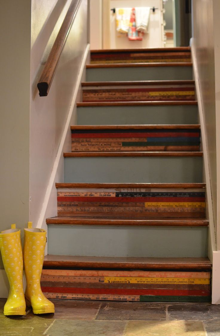 26 best stairs ideas images on pinterest stairs painted stairs painted home designs yardstick stair fronts