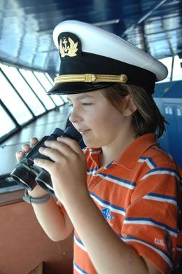 Five Star Kids: 8 Luxury Kid-Friendly Cruises