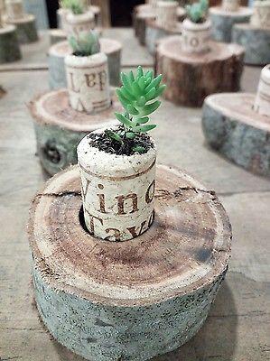 composizioni floreali in legno