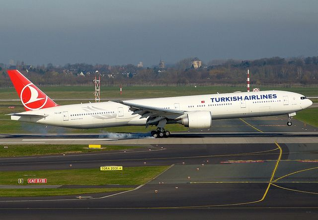 Boeing 777 Turkish Airlines by TrickyMartin2006, via Flickr