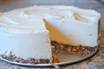 Paleo Cheesecake!! Ah!!!! #paleo #dessert #cheesecake