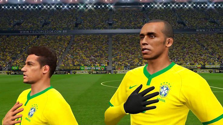 BRASIL x EQUADOR !!!!  - COPA AMERICA 2016 !!! (pes 2016) - http://tickets.fifanz2015.com/brasil-x-equador-copa-america-2016-pes-2016/ #CopaAmérica