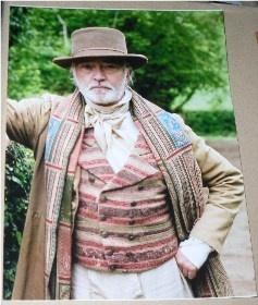 Martin Shaw in Cranford
