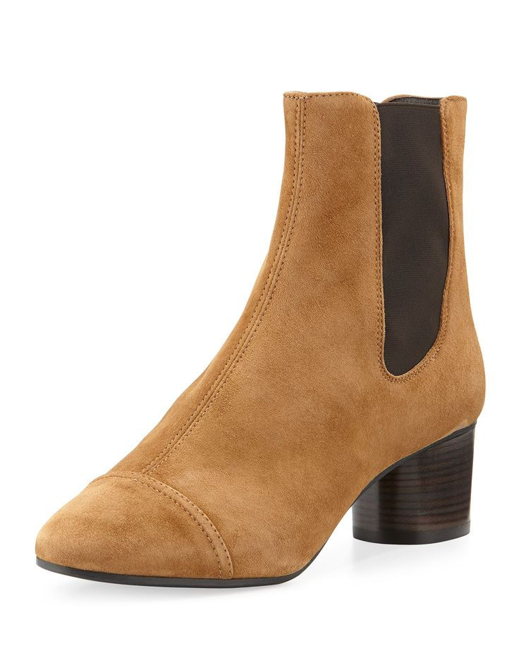 25 Best Ideas About Brown Suede Chelsea Boots On