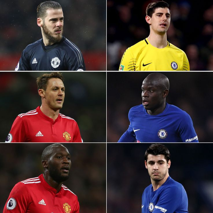 Why United have the edge over Chelsea