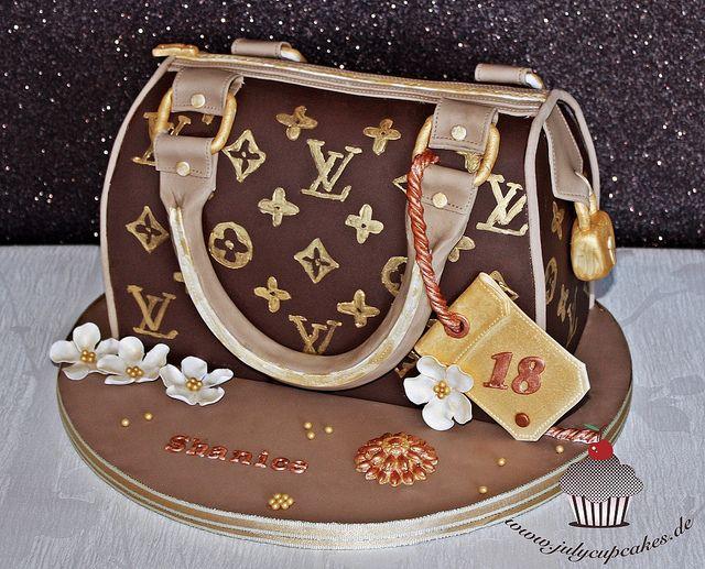 All sizes Louis Vuitton Purse Cake Flickr - Photo ...