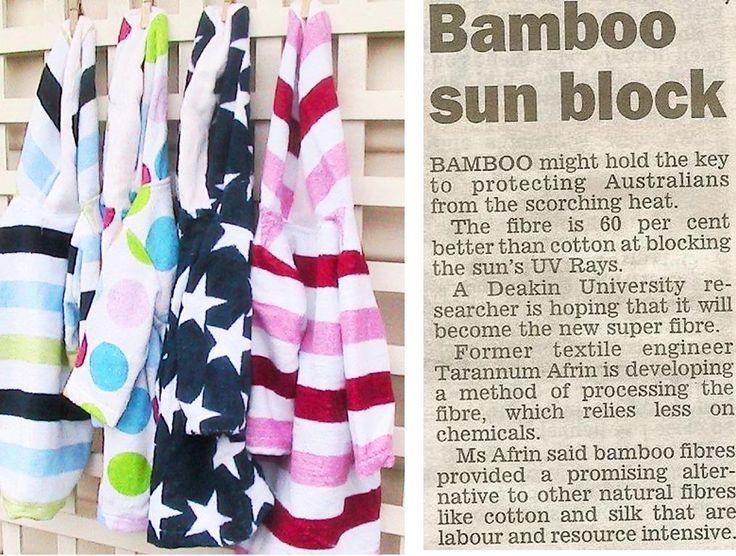 Bamboo Sun Block