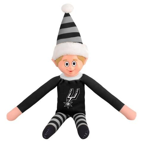San Antonio Spurs Plush Elf #SanAntonioSpurs