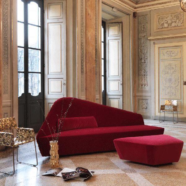 Divano Verlaine Driade design by Lievore, Altherr, Molina