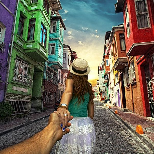 63. Follow Me To Istanbul.  Istanbul is very much a city of contrasts. It amazed us with the diversity of it's districts