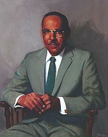 "Vivien T. Thomas (8/29/1910 - 11/26/1985) was unable to fulfill his childhood dream of becoming a doctor, but he worked 34 years as a research assistant to Dr. Alfred Blalock, Chief of Surgery at Vanderbilt and Johns Hopkins. Thomas devised the ""blue baby"" heart surgery credited to Blalock and Dr. Helen Taussig, and trained many surgeons. His autobiography Partners of the Heart was published shortly after his death and he has received many posthumous honors. #TodayInBlackHistory"