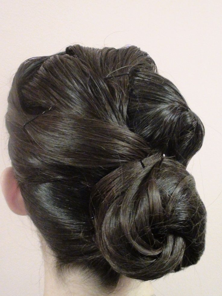 #original # Hair Design by JazzTina – perfect for #ballroom # dance # competitions #performances