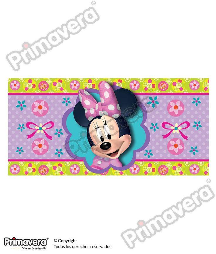 Lluvia de Sobres Minnie Mouse http://envoltura.papelesprimavera.com/product/sobre-personajes-nina-minnie-mouse-2/