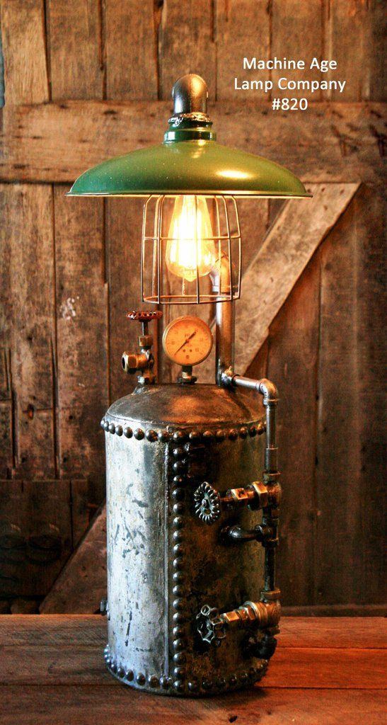342 Best Industrial Steampunk Lighting Images On Pinterest Pipe
