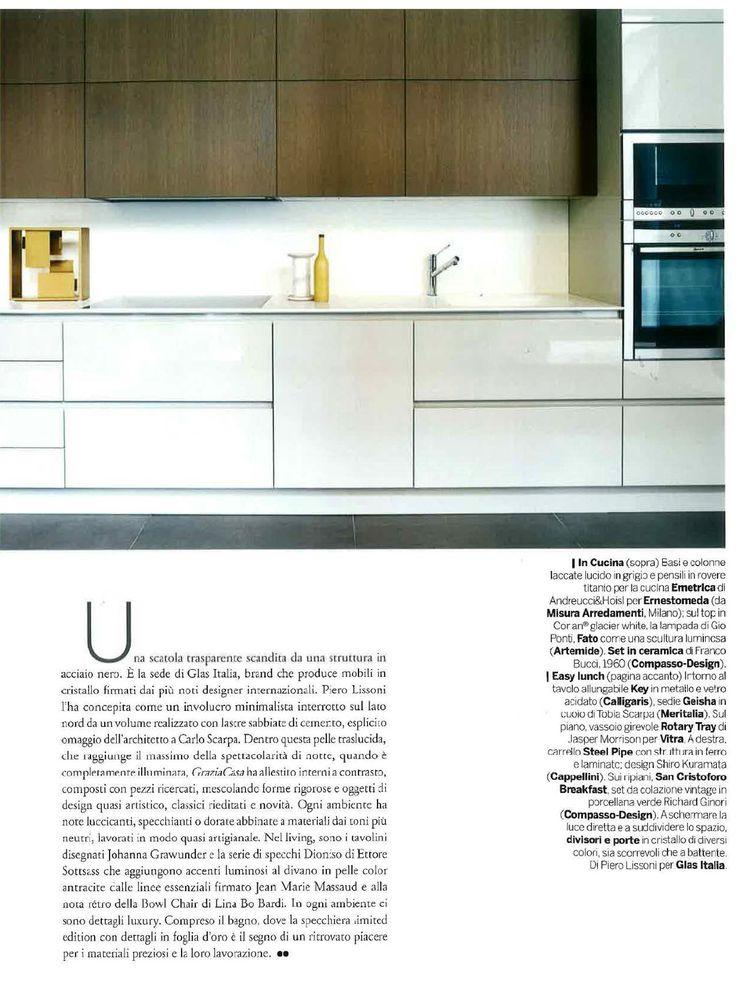 Ernestomeda on Grazia Casa magazine