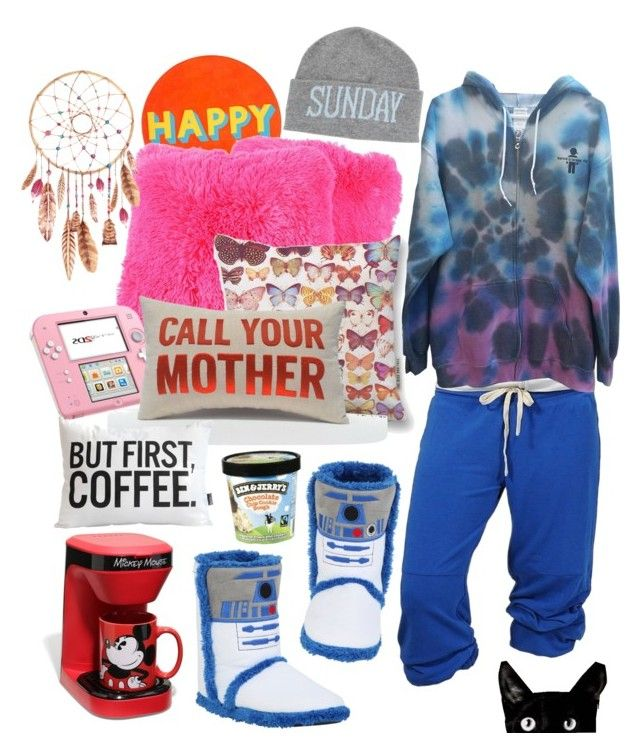 """""""Happy Sunday, call your Mother!"""" by kaleidoscopekidco on Polyvore featuring Lisa Perry, Alberta Ferretti and Hot Topic"""