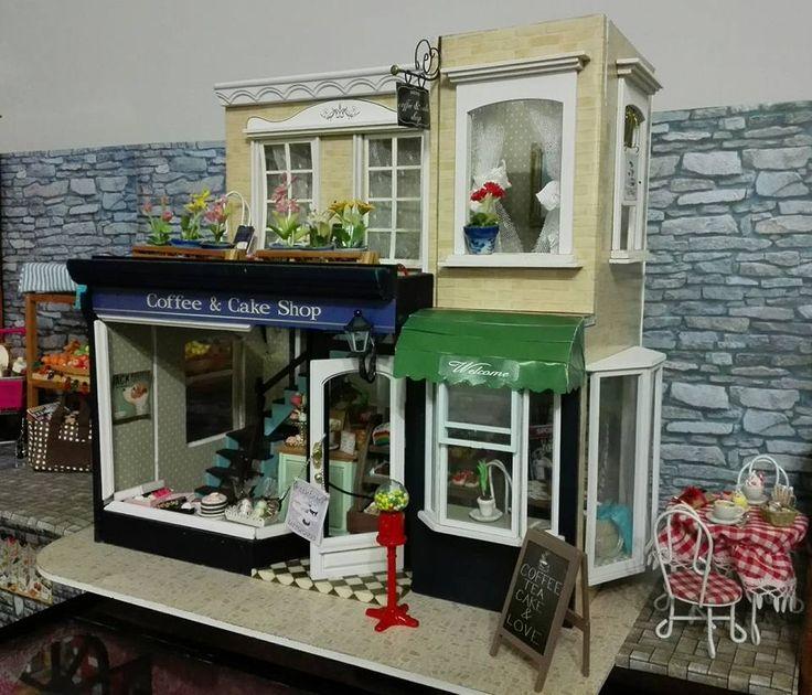 1000+ Images About Miniature Shops On Pinterest