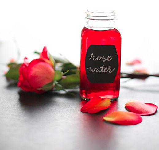 Rose water is a great skin cleanser for all skin types. Apply it after using a face wash, and then wipe it off. It will remove any makeup or dirt residue left over in your pores! It is also known for its antiseptic and anti-bacterial properties, and can be used to improve your overall complexion!