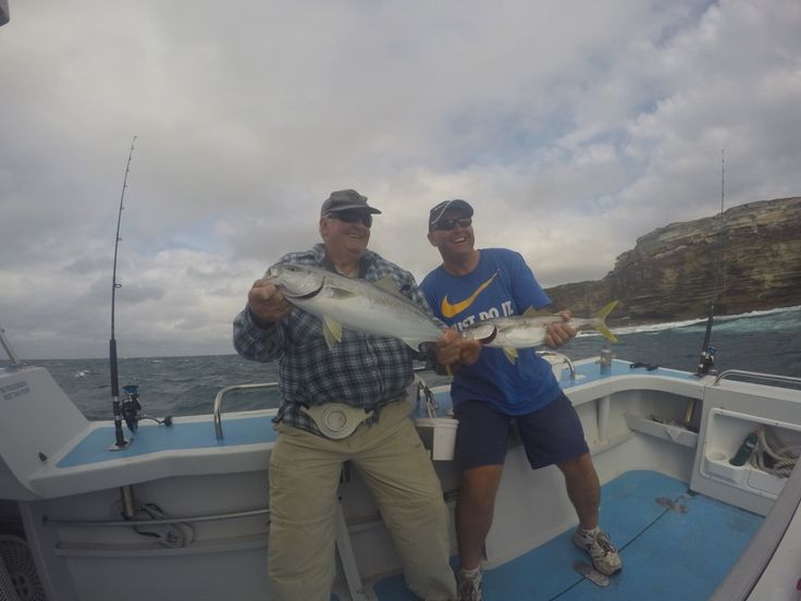 First Kingfish in 70 years - http://sydneypremiumfishingcharters.com.au/first-kingfish-in-70-years/