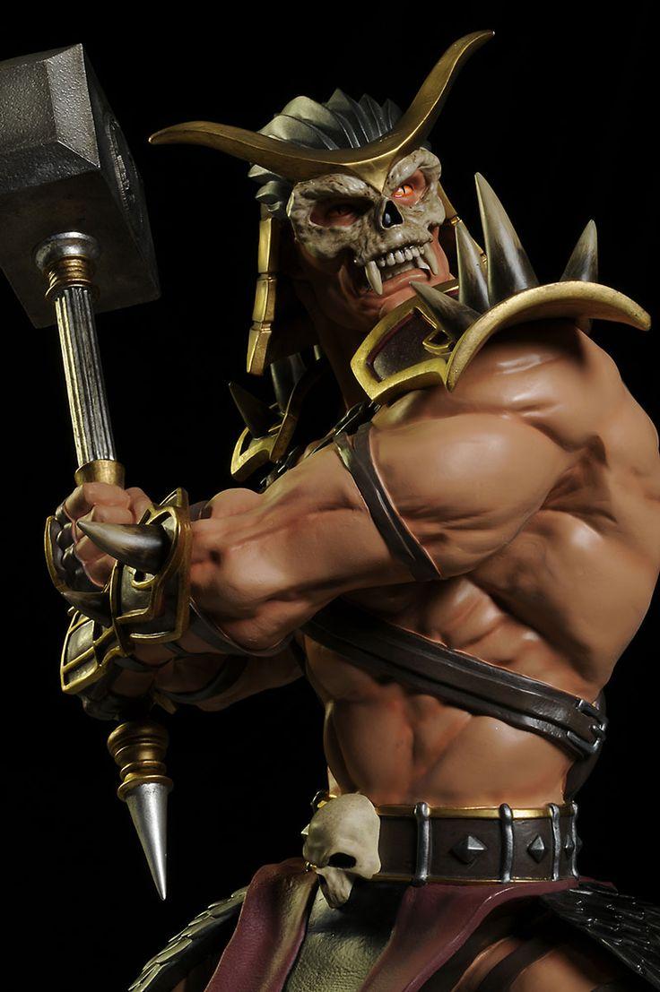 25 best Shao Kahn images on Pinterest | Mortal kombat ...