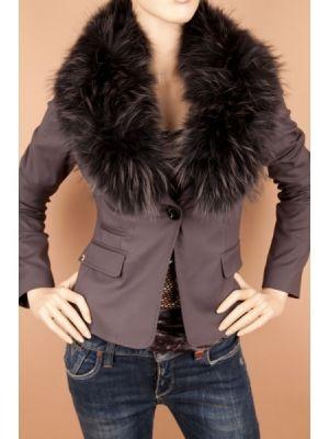 Antraciet Kocca Blazer / Jasje Love the jacket!
