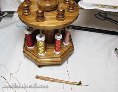 Tambour Embroidery for beading                                                                                                                                                     More