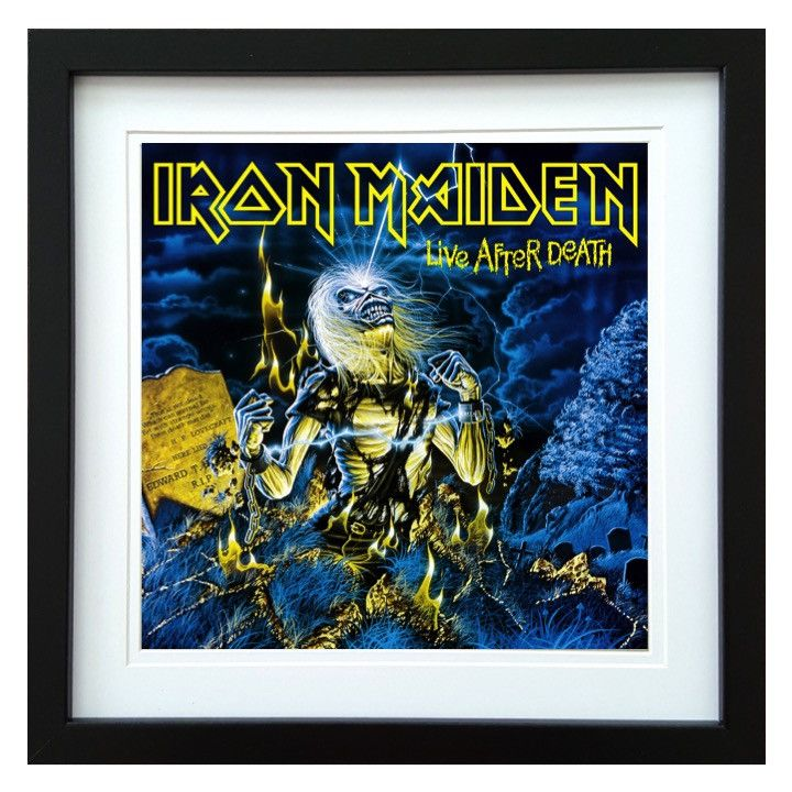 Iron Maiden | Live After Death Album | ArtRockStore