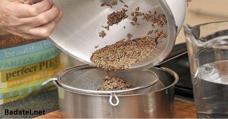 Máte problémy s obličkami a pečeňou? Trpíte cukrovkou? Vyskúšajte tieto semienka, z ktorých si môžete pripraviť skvelý energetický nápoj.