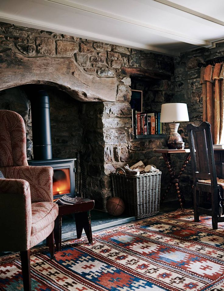A beautiful Stone Cottage, Pembrokeshire ~ Decor Inspiration
