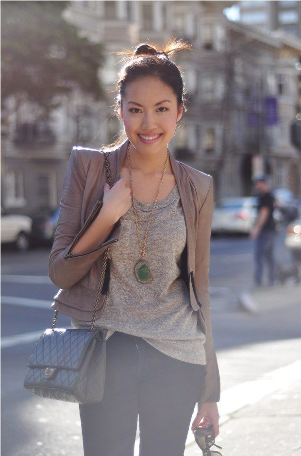 West Coast Style~Chic, comfy, yet tailored and sharp with just enough sophistication! Blog is a good read.