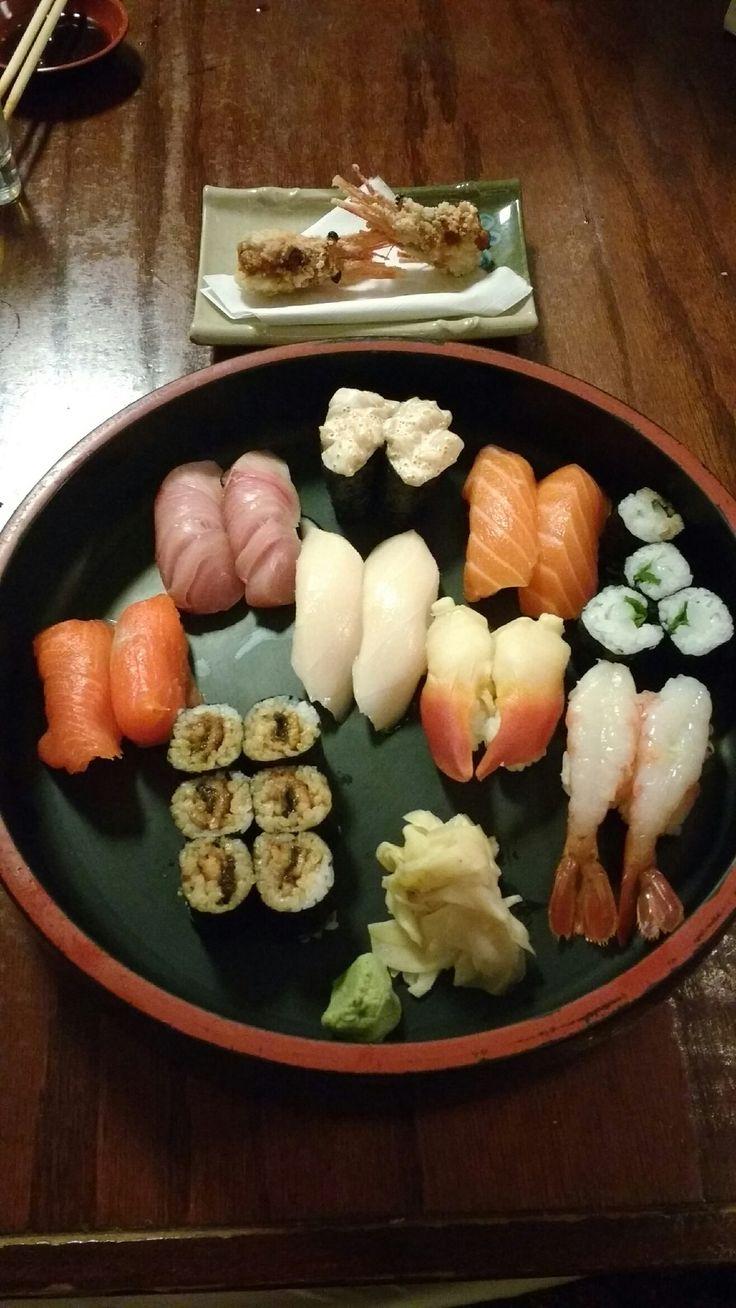 1876 besten Sushi Bilder auf Pinterest | Sushi essen, Japanisch und ...