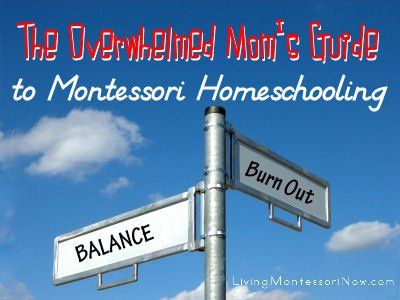 It's that time of year when many homeschooling moms start to feel overwhelmed.